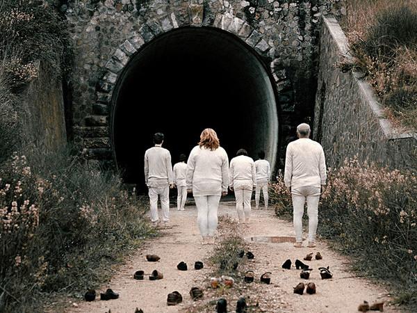 Valentina Vannicola, <em>#1 Canto III, Antinferno. L'Entrata dell'Inferno</em>, 2011   © Valentina Vannicola<br />