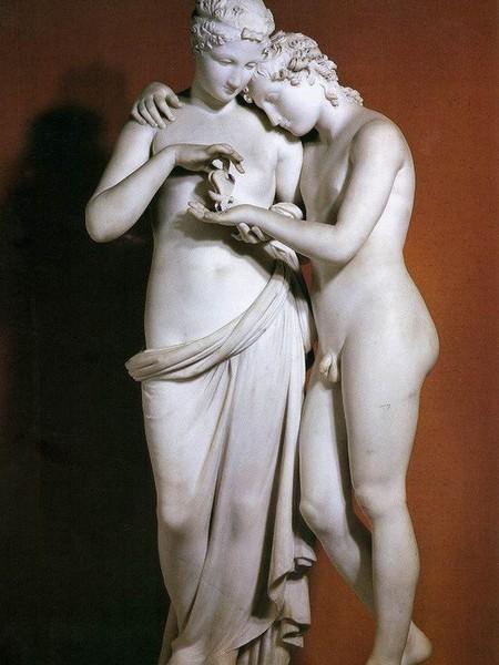 Amore e Psiche, Palazzo Barolo, Torino