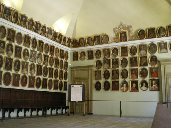 Sala dei Papi