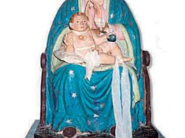 Le Madonne in terracotta di Nocella. La scuola di scultura figula tra arte e devozione popolare