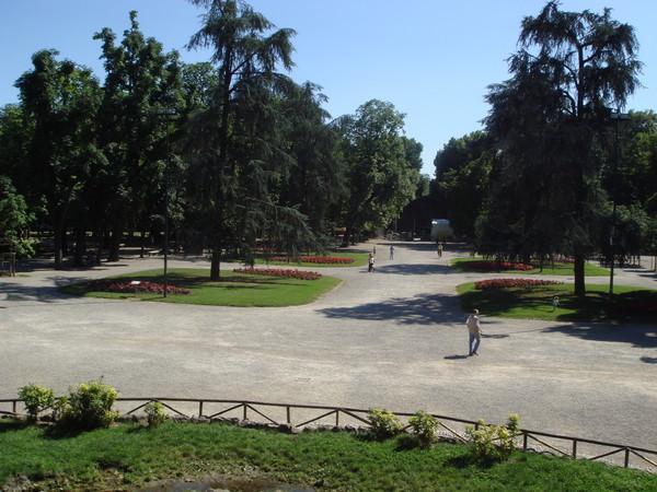 Giardini Pubblici Indro Montanelli - Ex Giardini pubblici di Porta Venezia