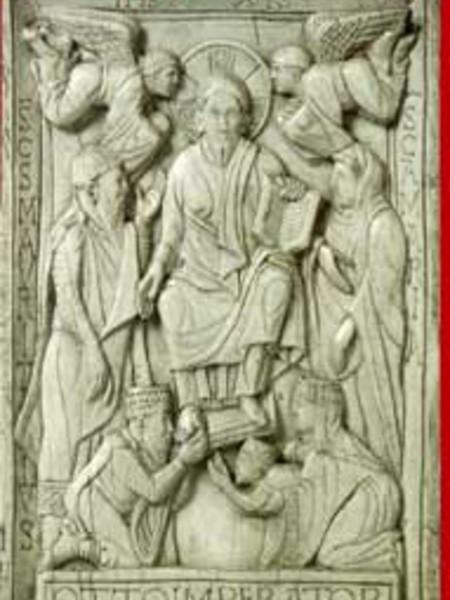 Tavoletta eburnea di Ottone I