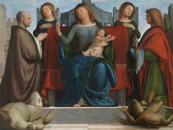 L'umanità di Cristo nell'estetica rinascimentale, Pinacoteca Ambrosiana, Milano