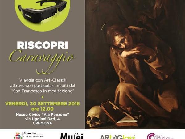 Riscopri Caravaggio, Museo Civico, Cremona