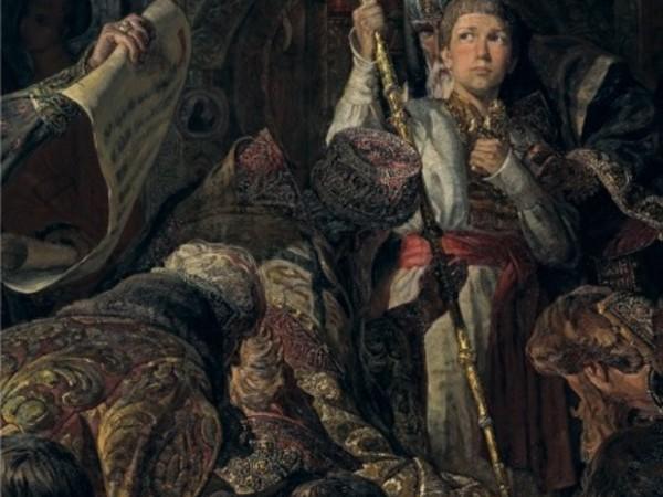 """Haec Est Civitas Mea. Opere di giovani artisti dell'Accademia """"I.S. Glazunov"""" di Mosca"""