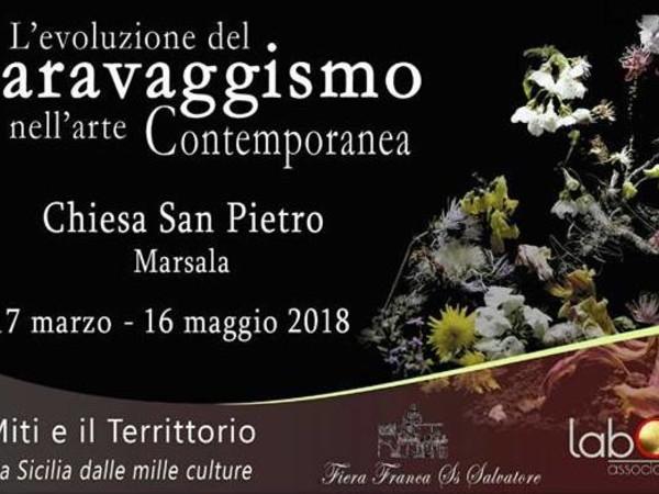 L'evoluzione del Caravaggismo nell'arte contemporanea, Chiesa di San Pietro, Marsala
