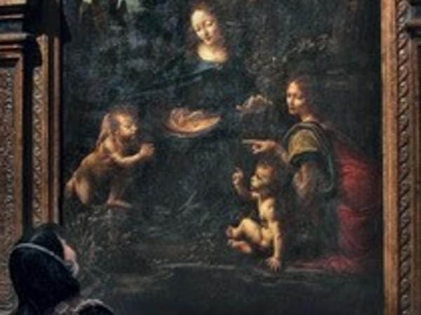 Maria Pirulli, Stefano Ferrio. L'ultimo messaggio di Leonardo