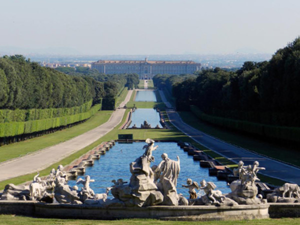 Caserta Parco Reale