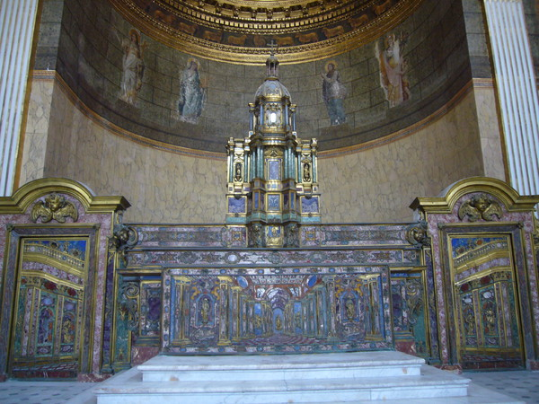 Cappella di santa Teresa d'Avila
