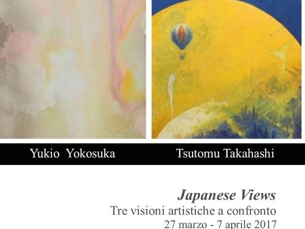 Japanese Views / Tre visioni artistiche a confronto, Simultanea Spazi d'Arte, Firenze