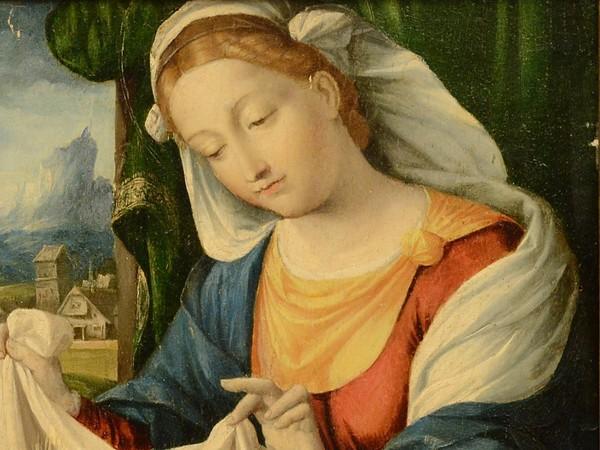Benvenuto Tisi detto Garofalo, Madonna con il bambino