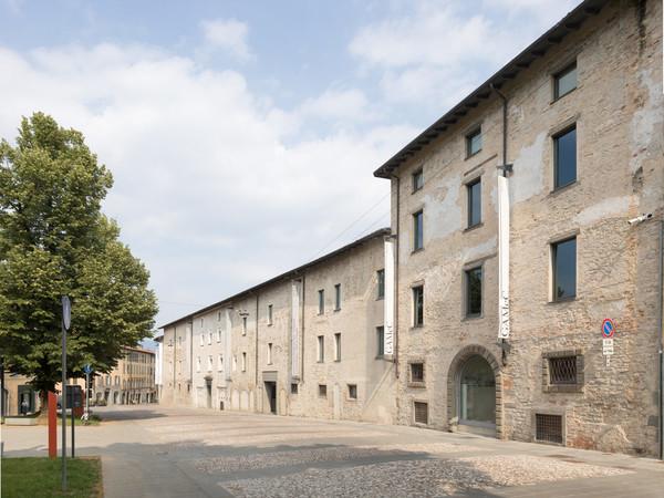 Bergamo, GAMeC. Foto di Giulio Boem.