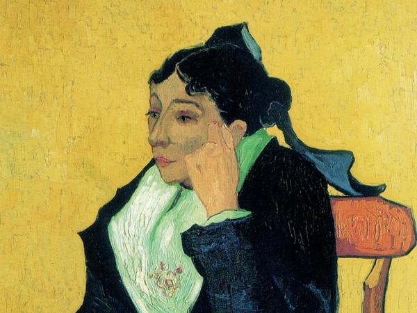 Vincent van Gogh, L'Arlésienne, 1888, Olio su tela, 73 x 92 cm, New York, Metropolitan Museum