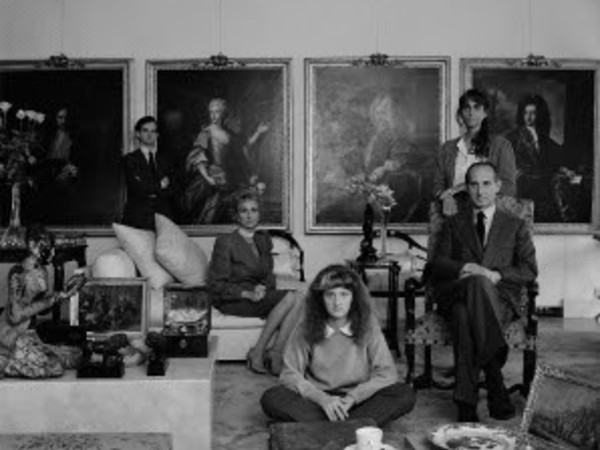 Patrick Faigenbaum, Una famiglia fiorentina