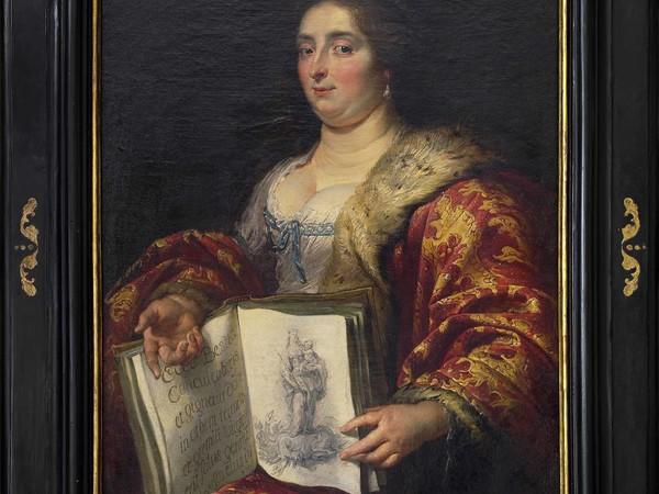 Pieter Paul Rubens, Allegoria della Fede. La Sibilla Persica