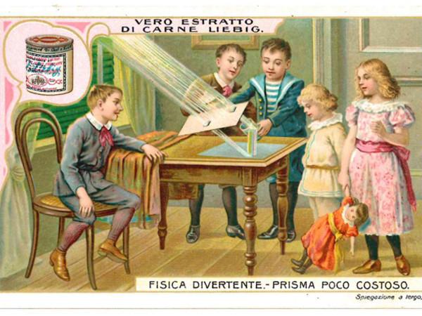Prisma poco costoso, 1904