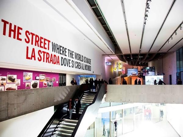 La strada. Dove si crea il mondo, MAXXI Museo nazionale delle arti del XXI secolo, Roma