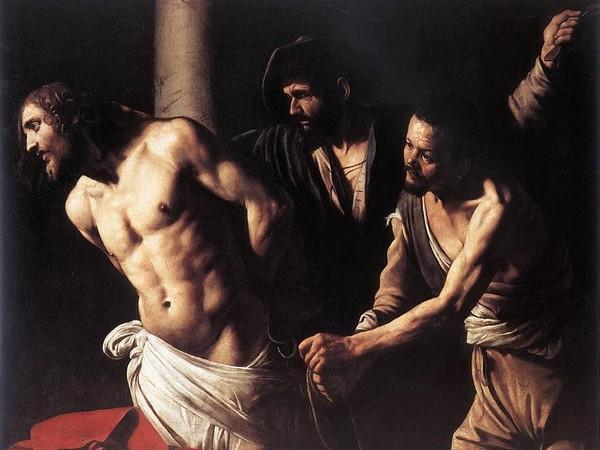 Caravaggio, Flagellazione, Métropole Rouen Normandie - Musée des Beaux-Arts, Rouen