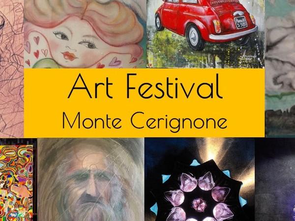 Art Festival Monte Cerignone