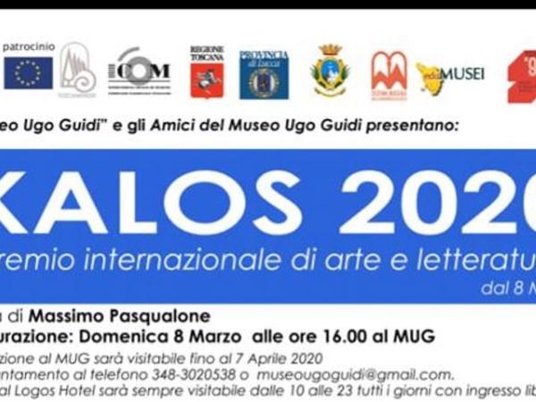 Premio Kalos 2020 per l'arte e la letteratura, Forte dei Marmi