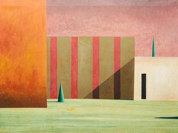 Ramon Enrich, Cuab, 85 x 60 cm.