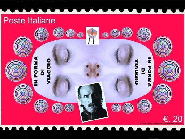 Copertina di Marcello Diotallevi, In forma di viaggio di Giovanni Bonanno, 2017