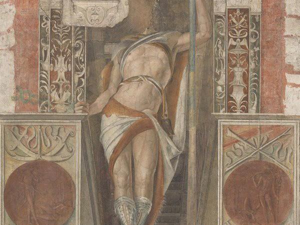 Bramantino a Milano, Castello Sforzesco