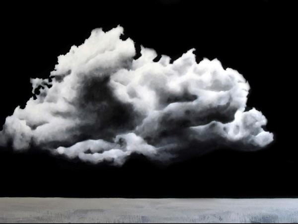 Ernesto Morales, opera dalla serie 'Clouds'