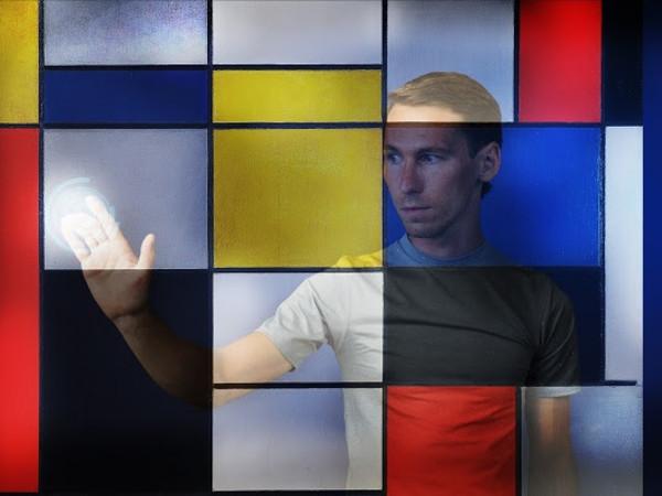 Piet Mondrian. Universale – Immersive interactive experience