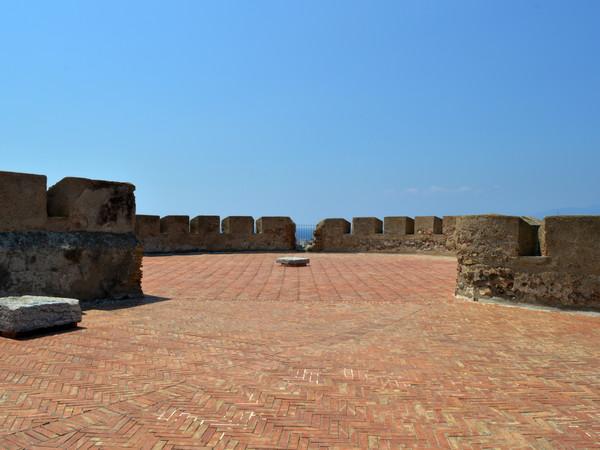 Terrazzo Torre Merlata, Castello Aragonese, Reggio Calabria
