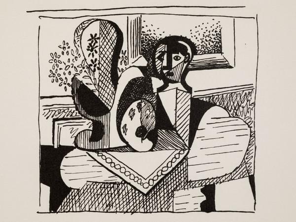 Honorè de Balzac, Le chef d'oeuvre (acqueforti originali e disegni incisi su legno di Pablo Picasso), Paris Vollard, 1931