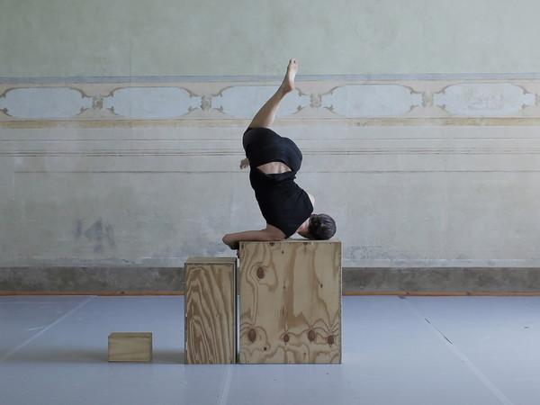 Marina Giovannini, Meditation on beauty, still da video
