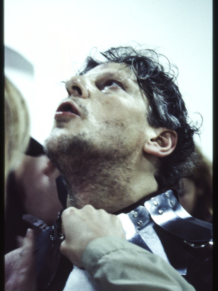 Jan Fabre, Sanguis/Mantis, 2001. Photo by Maarten Vanden Abeele