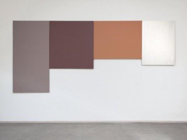 Gianni Piacentino 1965-2000, Fondazione Giuliani, Roma