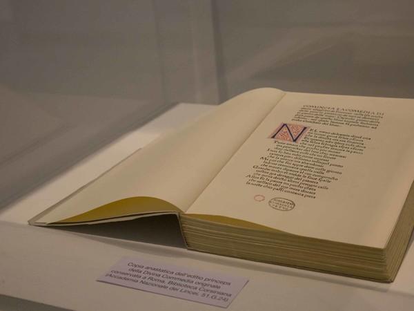 La Divina Commedia nell'arte contemporanea – illustrazioni dell'editio princeps