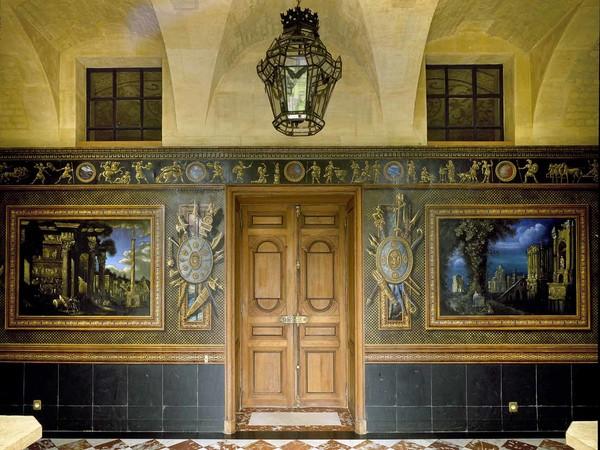 Renzo Mongiardino, Casa Setton, Parigi