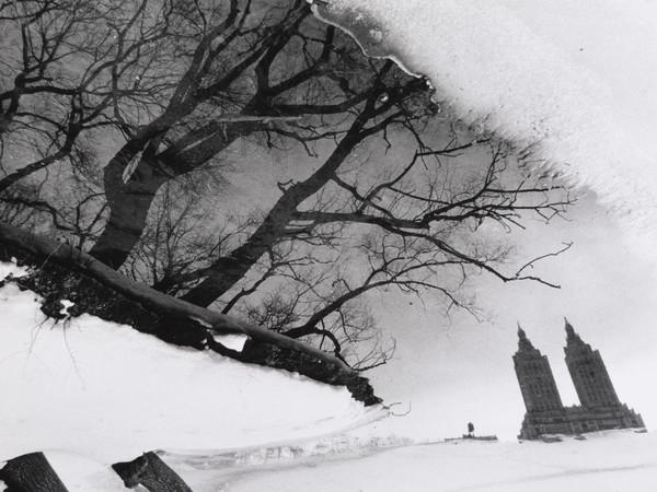Bruce Davidson,<em> Central Park</em>, NY, 1991 | Courtesy IKONA VENEZIA<br />