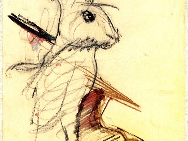 Lavorare Ogni Giorno I Disegni Di Ernesto Treccani Mostra
