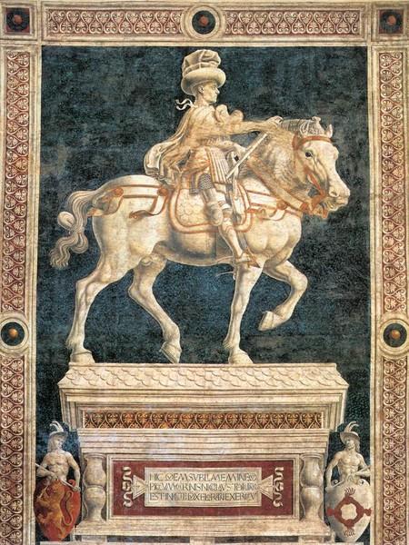 Monumento equestre a Niccolò da Tolentino