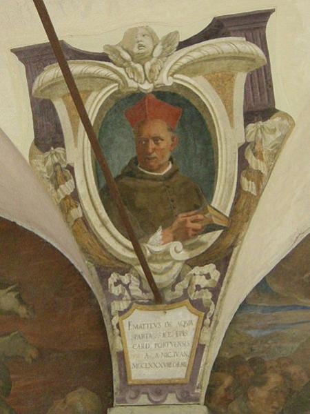 Monumento Funebre del Cardinal Matteo d'Acquasparta