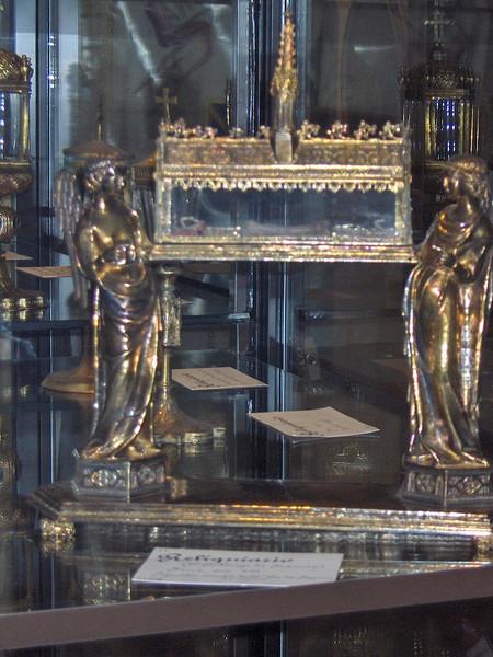 Reliquiario di San Luigi dei Francesi