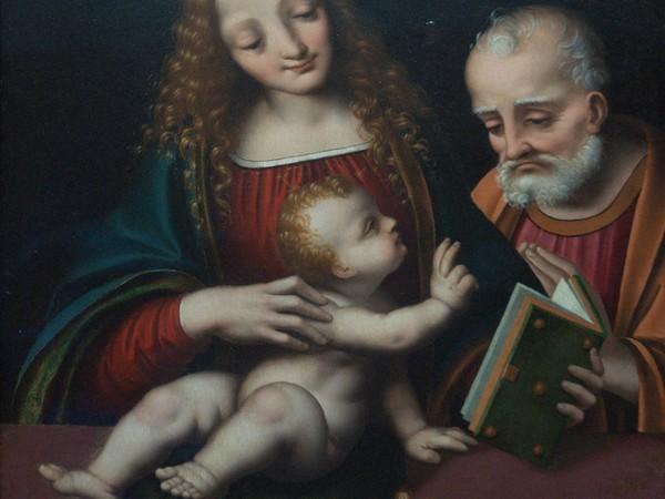 Marco d'Oggiono, Sacra Famiglia