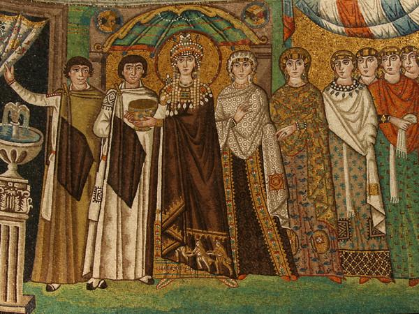 Una selezione dei capolavori da Ravenna a Istanbul