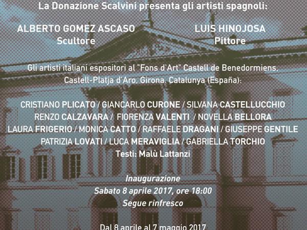 La Materia e il Colore, Museo Giuseppe Scalvini, Desio (MI)