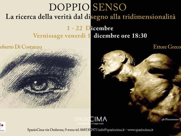 Roberto Di Costanzo ed Ettore Greco. Doppio Senso