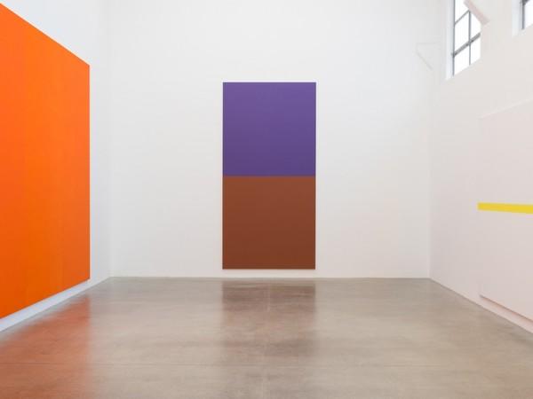 Olivier Mosset, Galleria Massimo De Carlo, Milano / Ventura