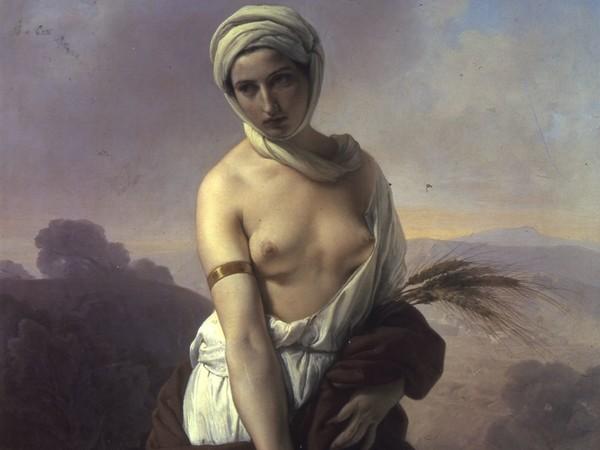 Creti Canova Hayez. La nascita del gusto moderno tra '700 e '800 nelle Collezioni Comunali d'Arte Bologna 17 marzo - 9 settembre 2018