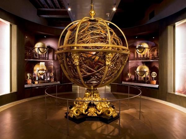Museo Galileo, Sala III, Firenze I Ph. Sabina Bernacchini