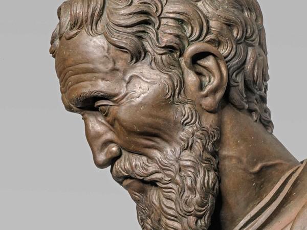 Daniele da Volterra, Ritratto di Michelangelo, Galleria dell'Accademia Firenze