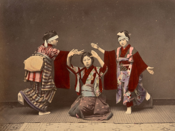 425b3603dad9 Giappone Segreto fotografie storiche giapponesi a Palazzo del ...
